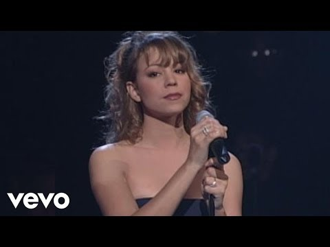 Mariah Carey - Hero (live At Madison Square Garden 1995) video