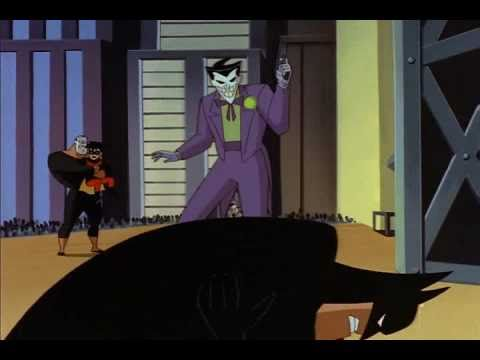 Batman and Robin vs. Joker, Mo, lar, cur