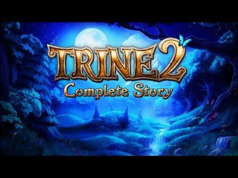 Trine 2: Complete Story - NVidia Shield Tablet - HD Gameplay Trailer