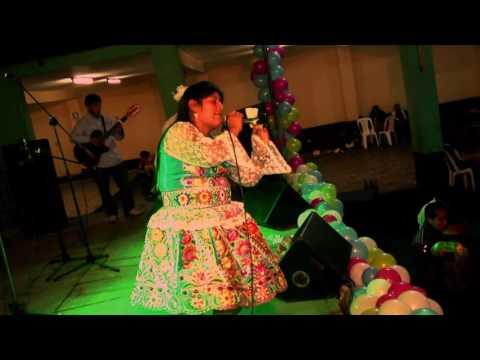 Beatriz Masfil en concierto .tema despiertate vecinita       ,carnaval