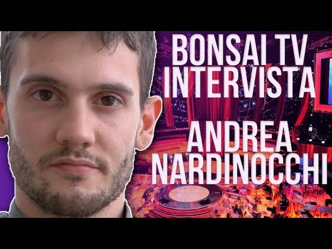 Andrea Nardinocchi: Sanremo 2013 e il Live Set con VEVO