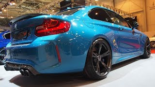 AC Schnitzer ACS2 Sport based on BMW M2 F87 - Exterior Lookaround