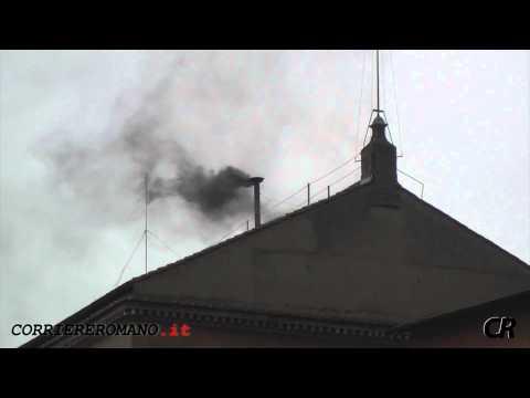 Conclave, seconda fumata nera