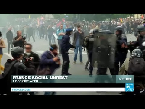 Social unrest in France: A decisive week ahead