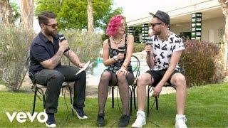 MS MR - Festival Interview 2014