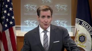Daily Press Briefing - December 13, 2016