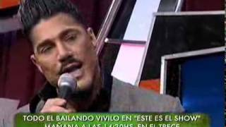 Showmatch 2010 - Virginia Gallardo Vs. Ricardo Fort