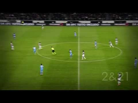 Andrea Pirlo (Fantastic Freekick + More) VS. SSC Napoli - Serie A 13/14 [HD]