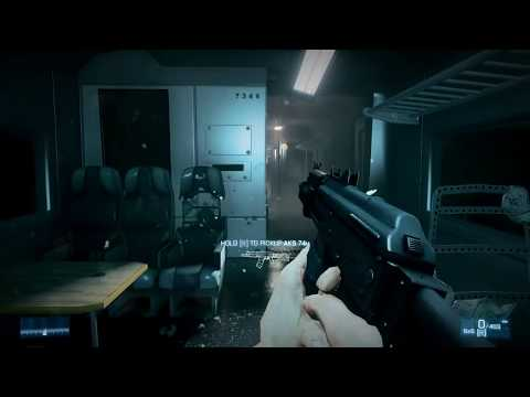 Battlefield 3 PC gameplay in HD 1080p : Recorded by AVerMedia Game Broadcaster HD