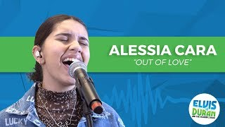 "Alessia Cara - ""Out of Love"" Acoustic 