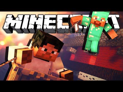 УВЕРЕН, ЧТО БРОНИ НЕТУ? - Minecraft (Мод)