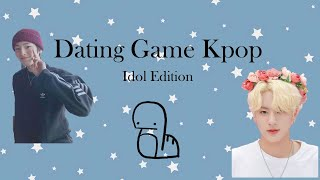 Kpop Dating Game Idol ver