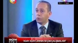 Alli Aslan Ege TV Seçime Doğru Bölüm 2