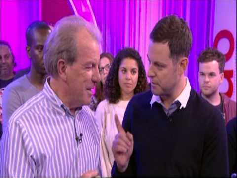 The HJ Hall Family on the BBC One Show