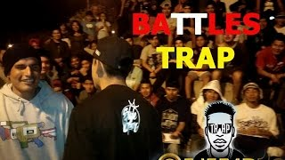 RAMSET VS SAMEX - Rhythms Olympic // TRAP BATTLE PERÚ