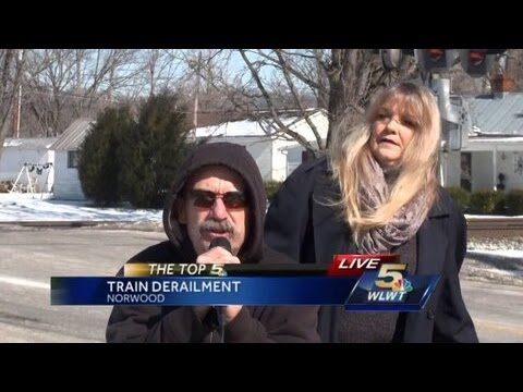 Reporter interrupted during live broadcast (FHRITP)