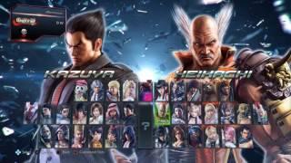 TEKKEN 7 - Player Selection Theme