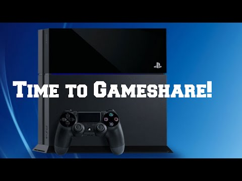 How To Gameshare On PS4 & Get Online At The Same Time