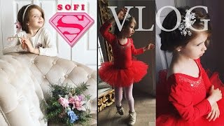 VLOG photo shoot of SuperSofi on the iPhone
