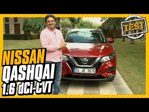 Nissan Qashqai 2017 Test Sürüşü: Makyaj Neleri Değiştirdi?