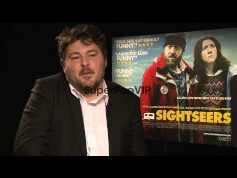 INTERVIEW: Ben Wheatley on award predictions at  'Sightse...