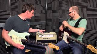 That Pedal Show – Setting Up Your Amp To Use With Drive Pedals