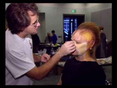 Star Trek Voyager Special Features - A Day in the Life of Ethan Phillips