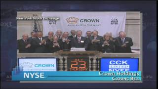 Crown Holdings, Inc. (Crown, Cork & Seal)