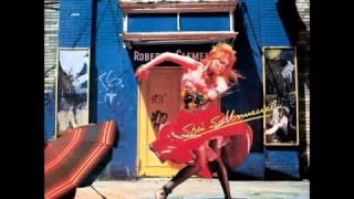 Cyndi Lauper - She Bop - HQ Audio -- LYRICS