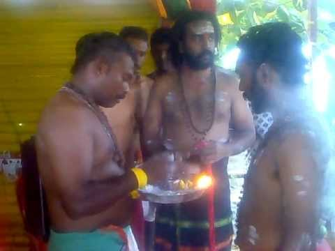 Sri Kaathu Muniswarar & Sri  Kaathu Sanggili Karuppusamy ,rawang Part 2 video