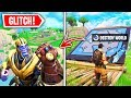 Top 10 Fortnite Glitches THAT NEVER GOT FIXED!