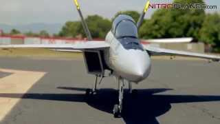 New Exceed RC 90mm F-18 w/360 Degree Thrust Vectoring Preview