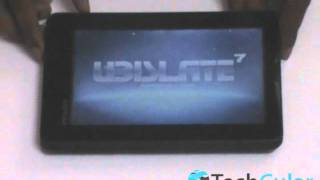 Aakash Tablet Unboxing