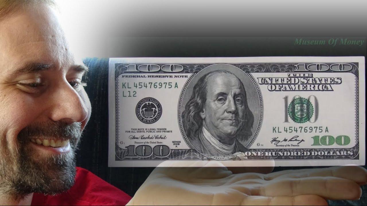 100 Dollar Bill Printable Bing Images