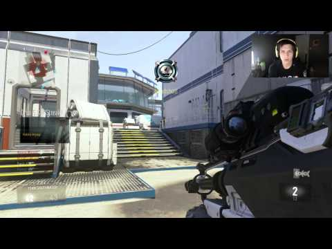 Pamaj: Atlas Sniper Rifle Advanced Warfare Gameplay