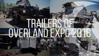 Trailers Of Overland Expo West 2018