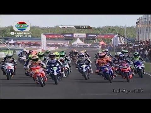 Indoprix 2014 125cc Race 2 Sirkuit Skyland (Highlight)