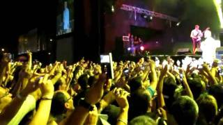 James - Say Something Live in Lima, Peru