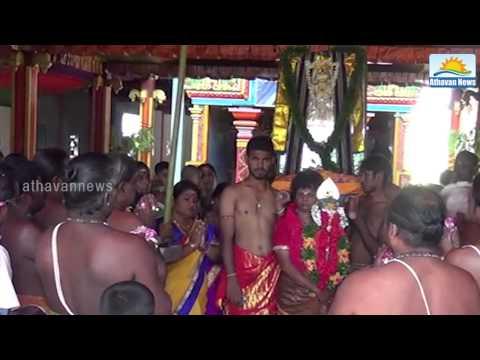 Vavuniya to Jaffna procession walk