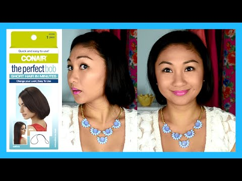 Conair Perfect Bob Review & Demo!