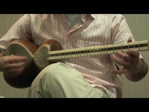 Iranian Music   Tar Instruction: ماهور ۱ - ردیف آقا حسینقلی video