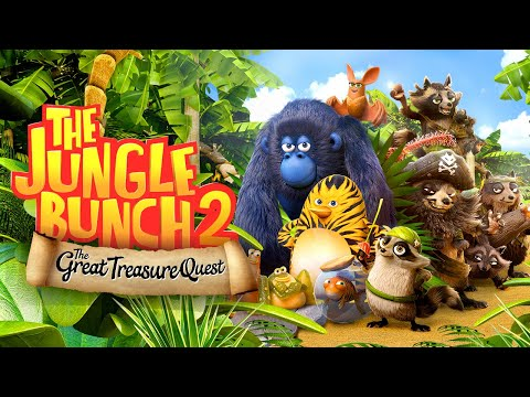 Jungle Bunch 2: The Great Treasure Quest - :15 Sec Spot - Own it On DVD 8/26 Only at Walmart