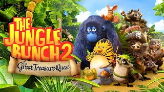 Download Jungle Bunch 2: The Great Treasure Quest - :15 Sec Spot - Own it On DVD 8/26 Only at Walmart 3Gp Mp4