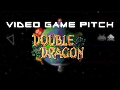 Morgan Freeman's Video Game Pitch - Double Dragon - E01 - GameSocietyPimps