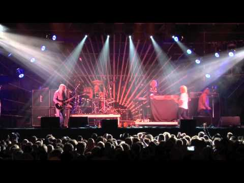 Uriah Heep in concert 2012 part 2