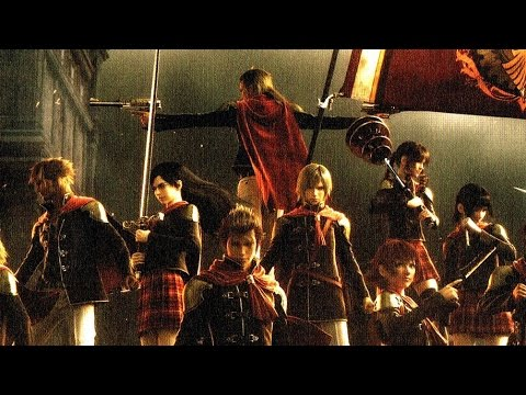 Final Fantasy Type 0: What Its Like to Play the New Gen Action RPG TGS 2014