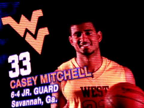 WVU basketball intro 2009 2010 Video
