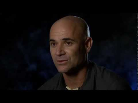 Interview: Andre Agassi - Australian Open 2013