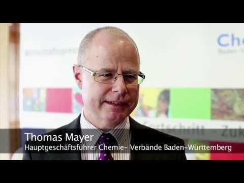 Wirtschaftspressekonferenz 2013 Chemische Industrie Baden-Württemberg
