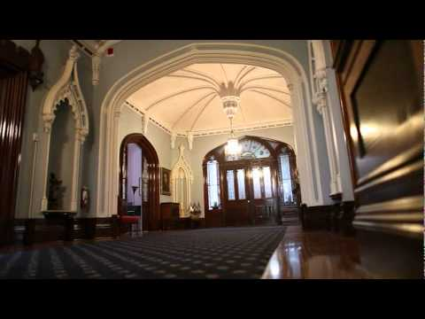 Trafalgar Castle Virtual Tour Youtube